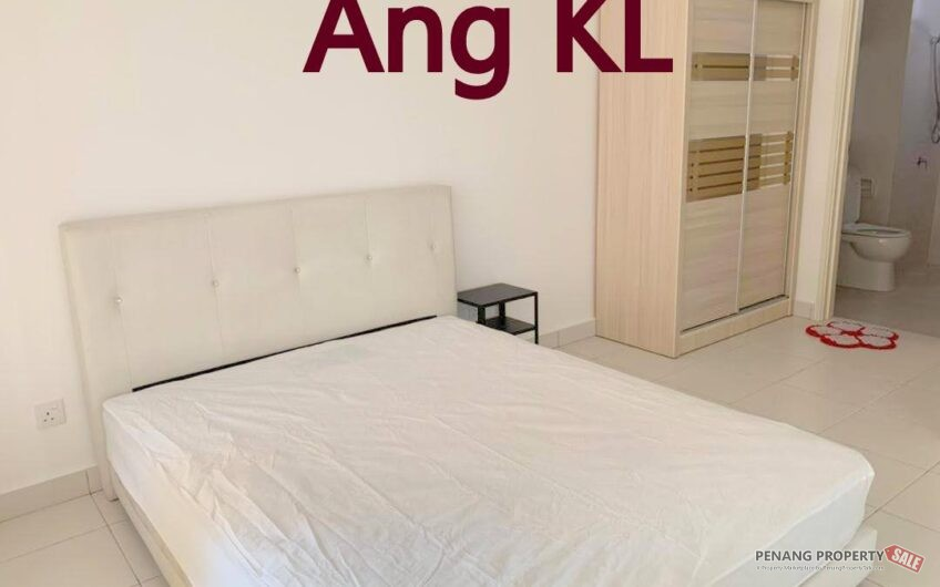 Forest Ville at Bayan Lepas 1000sqft Fully Furnished & Renovated Unit near Orchard Ville, One Foresta, Meridien, Setia Triangle