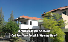 Juru Heights Penang Bungalow Corner House Offer For Sale