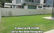 Juru, Penang 2 Storey Semi D House Offer For Sale, Ti...