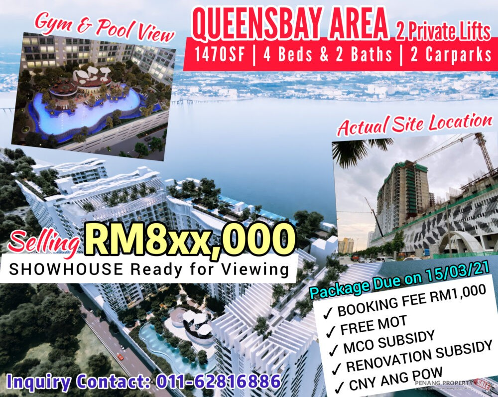 QUEENSBAY SEAFRONT CONDOMINIUM