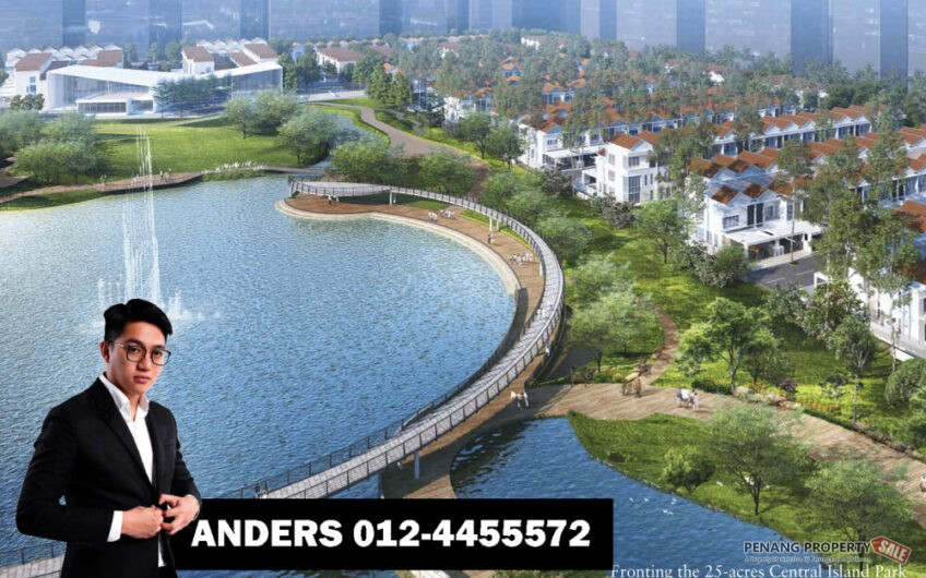 Viluxe Luxury Landed @ Aspen Vision City Penang FOR SALE RM777K++