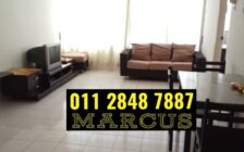 (FOR RENT) - Taman Kristal, Tj Tokong. Fur...
