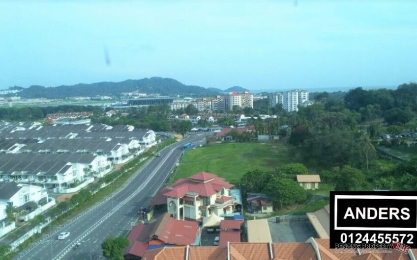 Setia Triangle SOHO Corporates Suites Office Lot For RENT Bayan Lepas