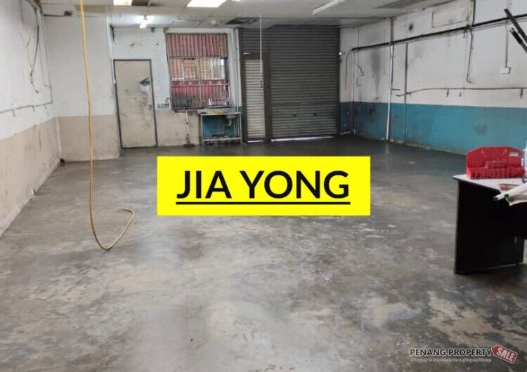 Fortune Park light industry jelutong karpal singh ground floor