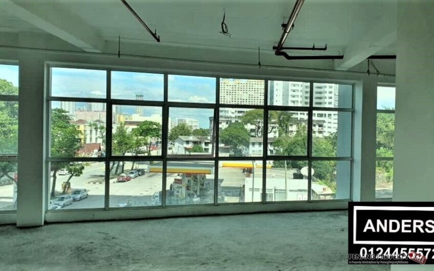Straits Garden Commercial Office @ Jalan Jelutong Facing Main Road FOR RENT