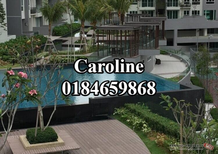 TROPICANA BAY RESIDENCES, FULLY FURNISHED UNIT @ BAYAN LEPAS FOR RENT !!!