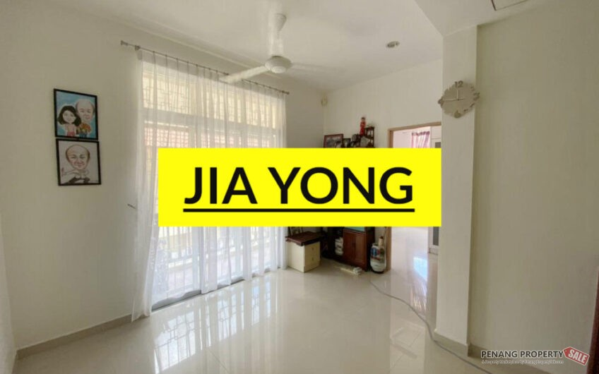 Botanica Ct Balik Pulau 2storey Semi D land 2400sf MOVE IN CONDITION