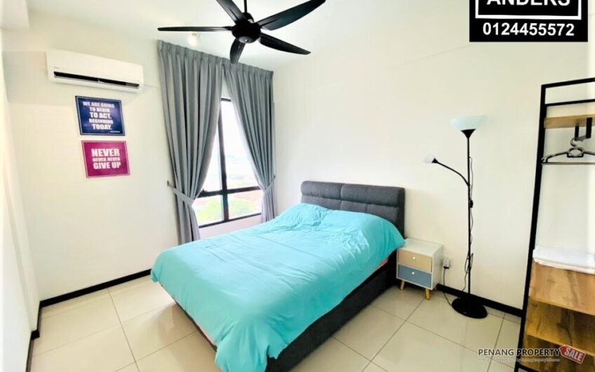 Luminari Residence Suites @ Harbour Place Butterworth Furnish Renovated