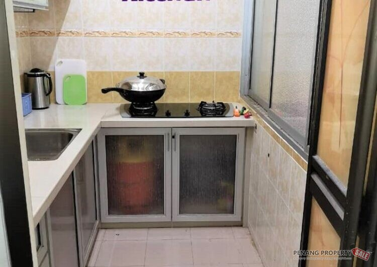 Low Dense Casa Impian jelutong for sale freehold