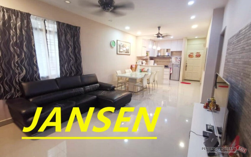 Nice Renovated Fully Furnished Unit to Release at ASIA HEIGHTS, Farlim