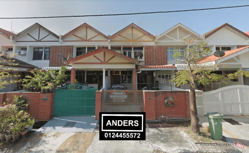 Taman Sri Nibong – Sungai Nibong Landed Double Storey Terrace FOR RENT