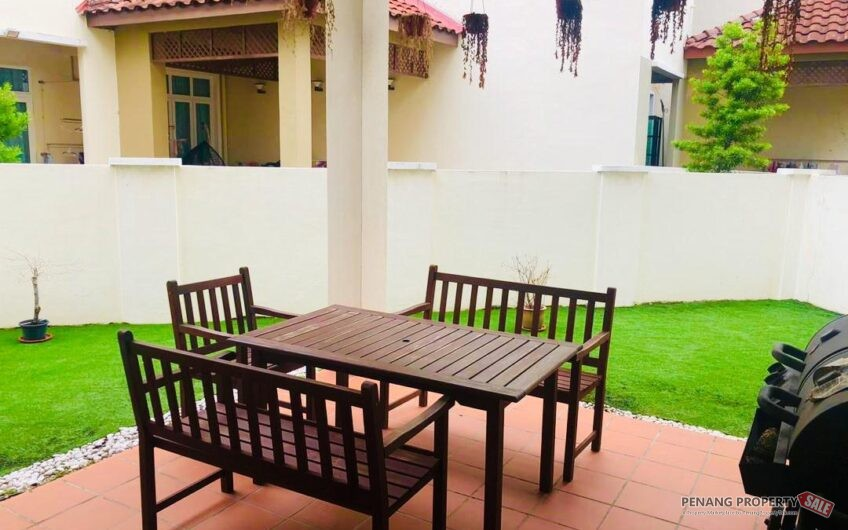 D Residence FULLY FURNISHED & RENOVATED link terrace at bayan lepas
