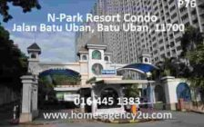 Ref: 9871, N-Park Furnished Resort Condo a...