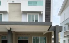 Taman Beduk Indah De Garden, Triple Storey End Lot, S...