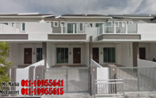 [DOUBLE STOREY TERRACE ? FOR SALE] TA...