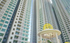 Penang Island, New Condo with Water T...