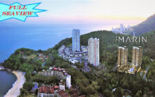 Penang Island, All Seaview New Luxury Condo in Batu F...