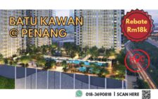 Batu Kawan Executive Apartment @ Penang