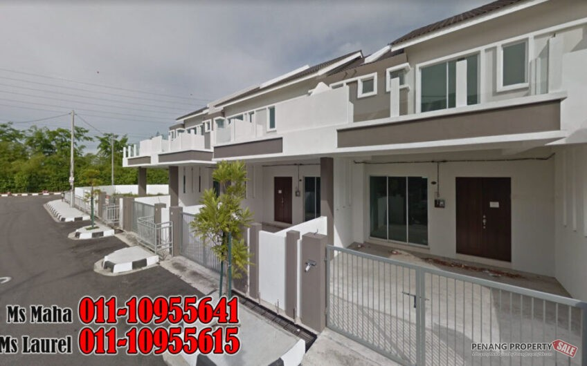 [DOUBLE STOREY TERRACE – FOR SALE] TAMAN SERI JURU, SIMPANG AMPAT