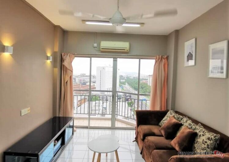 Villa Emas for rent! [SEA VIEW + FULLY FURNISHED & RENOVATED UNIT]