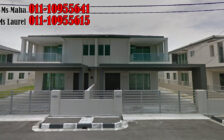 [DOUBLE STOREY SEMI-D ? FOR SALE] BAN...