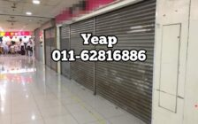 PRANGIN MALL - CHEAPEST SHOP LOT FOR SALE