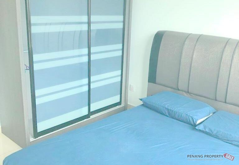Solaria Residence at Bayan Lepas 1115Sqft Fully Furnished & Renovated Unit