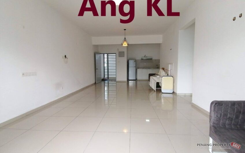 Sierra Residence at Sungai Ara 1182Sqft Partially Furnished Renovated Unit 2 Carparks