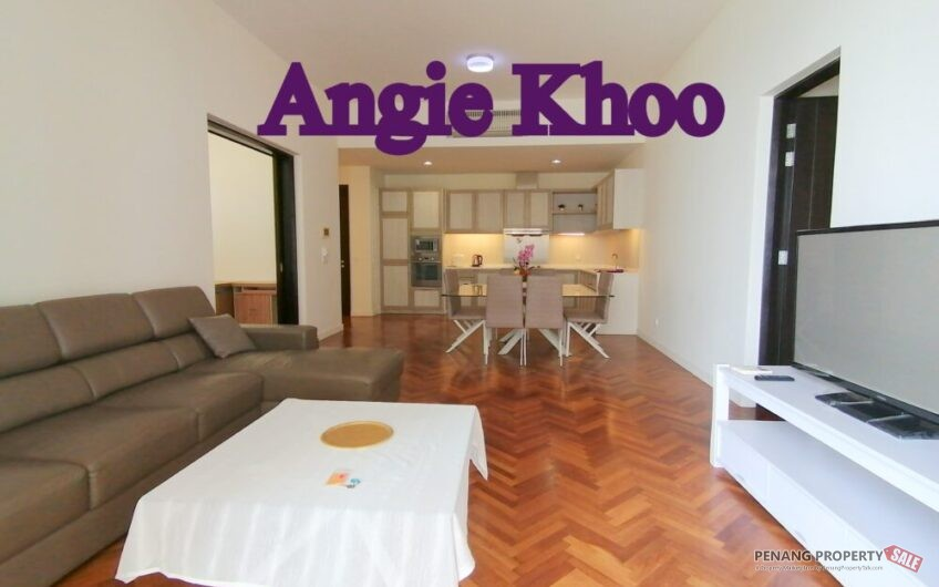Quayside at Tanjung Tokong 1371sqft fully furnished and reno [SEAVIEW]
