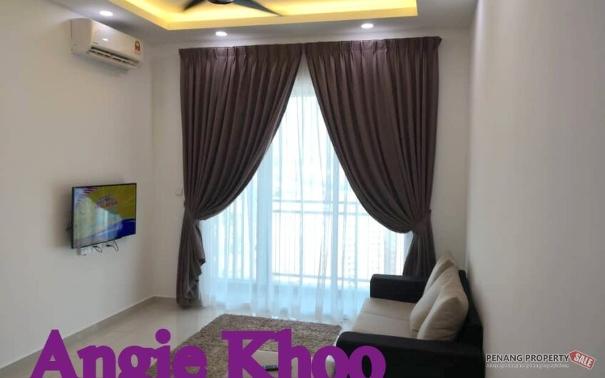 Solaria Residence At Bayan Lepas, Fully Furnished And Renovated
