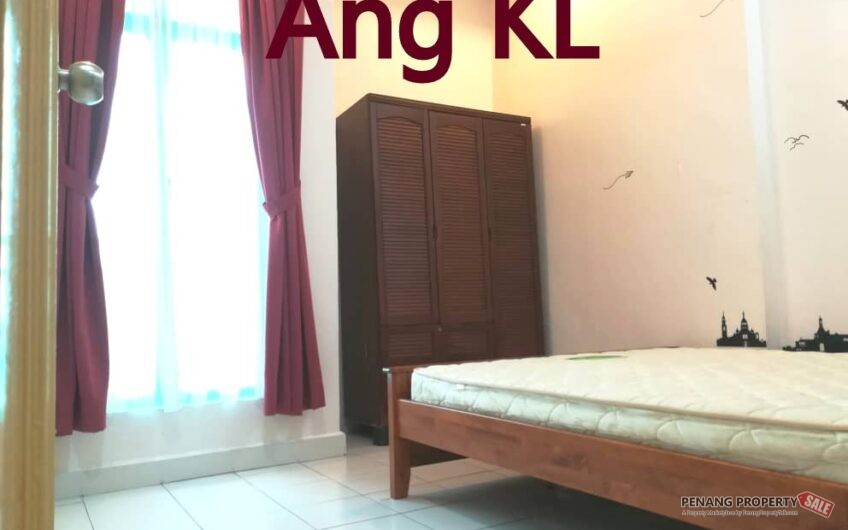Tanjung Park at Tanjung Park 950Sqft Fully Furnished & Renovated Move In Condition Unit