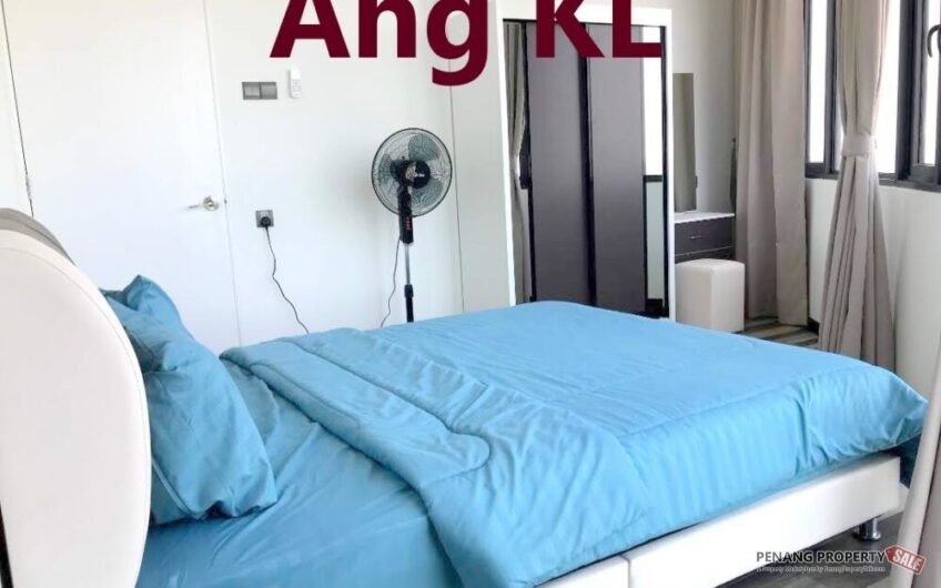 Arte S at Bukit Gambier Gelugor 1400sqft Fully Furnished & Cozy Design Renovated Unit