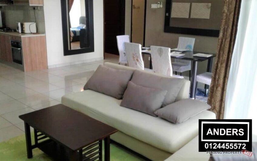 The Brezza @ Tanjong Tokong Furnish Renovated FOR RENT