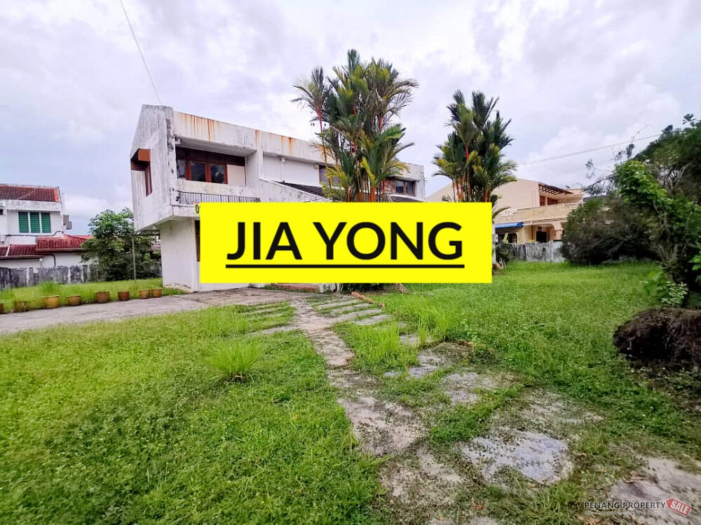 Sungai Ara 8000SF Bungalow View To Offer
