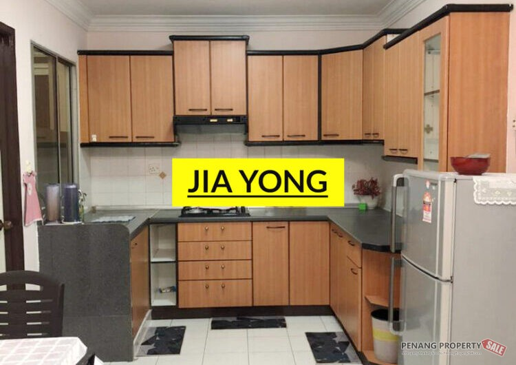Cheapest Villa emas nearby queensbay mall for rent