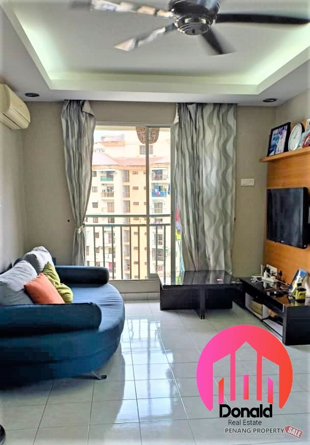 Relau Vista Relau FULLY RENOVATED Furnished 1 Car Par...