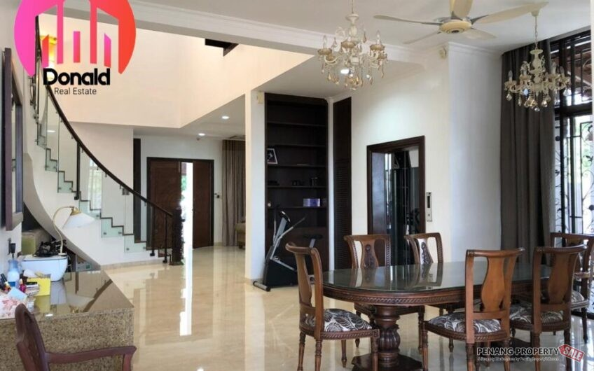 Cangkat Bukit Gambier 2.5 Sty Banglow 8700sqft With Private Lift