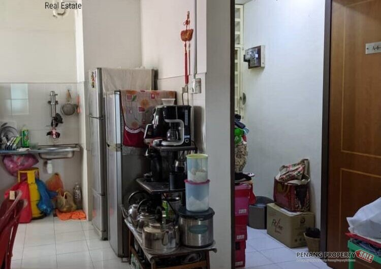 Symphony Park Corner Unit 800sf At Jelutong Worth For Invest