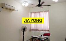 Artis 3 jelutong 2 bedrooms unit