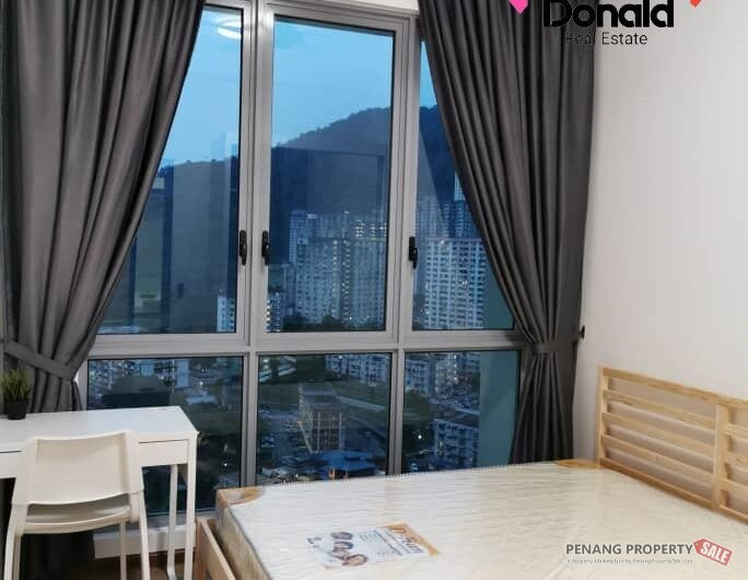 ECO TERRACES 1095sqft 2 Carpark Fully Furnished & Renovated