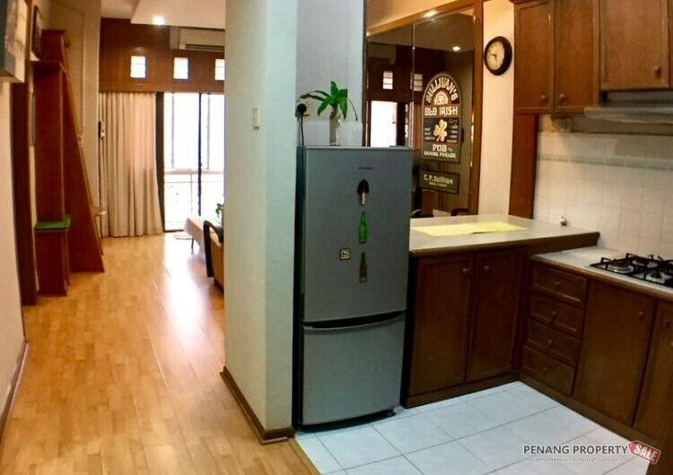 Indah Bay For Rent! [SEA VIEW + FULLY FURNISHED & RENOVATED UNIT]