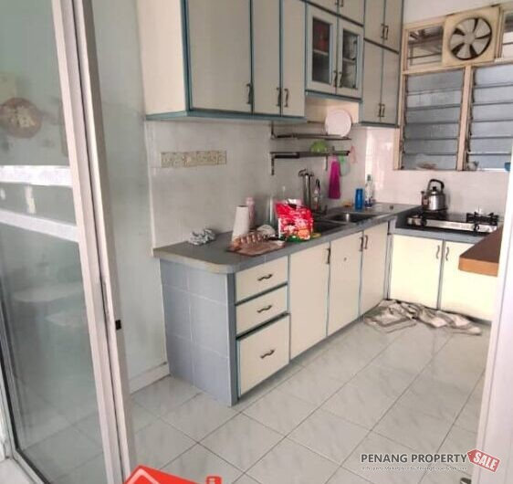 Cheapest Acres Ville Fully Furnished Fully Reno Sungai Ara