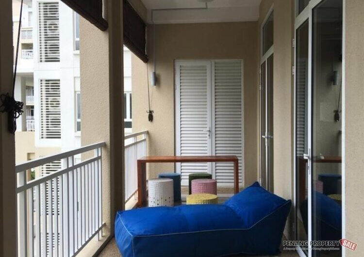 Quayside 2100sf POOL View FULLY FURNISHED RENOVATED Tanjong Tokong