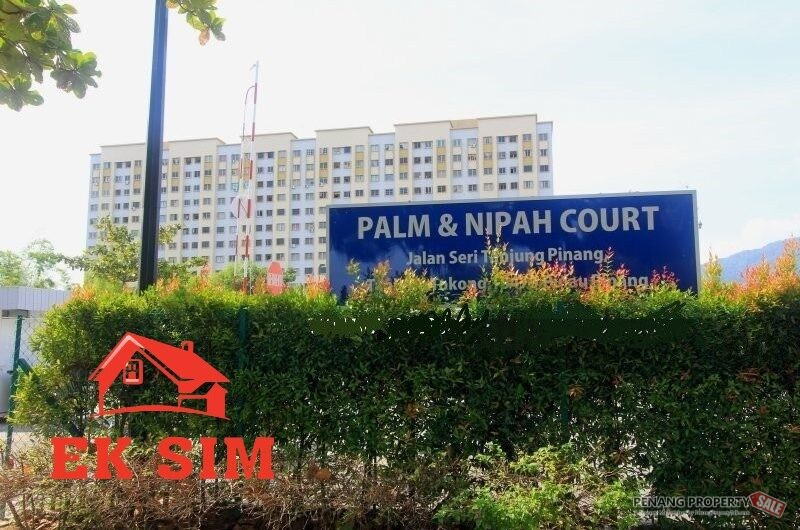 Cheapest!! Palm Court, Partially Renovated!!