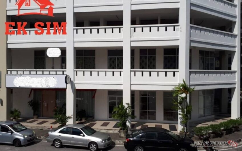Renovated Ground Floor Retail Shop lot at 1-Sky