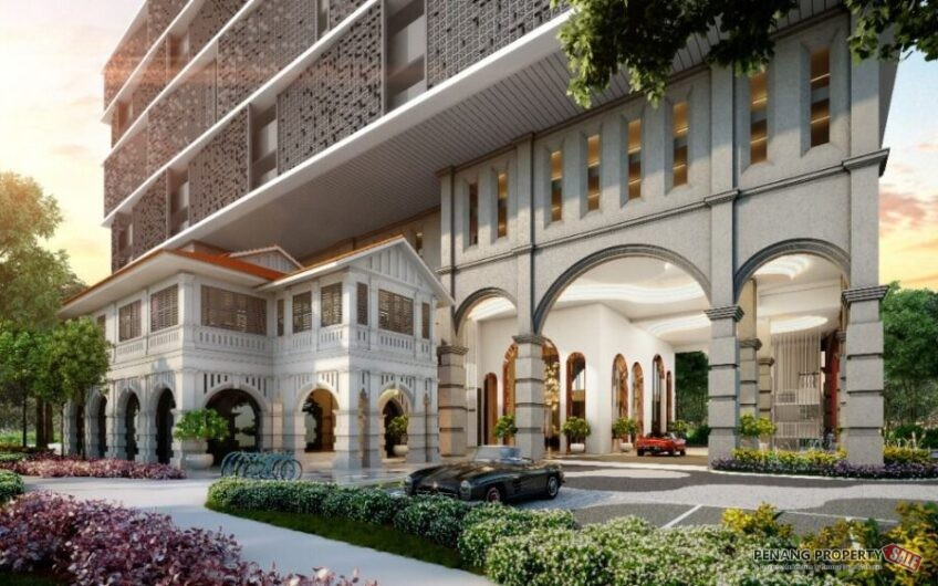 First Airbnb Development in the Heart of Macalister, Georgetown