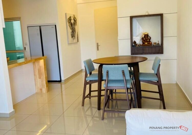 Solaria Residence FULLY FURNISHED, Bayan Lepas, Near Airport