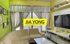Melati Apartment 2nd floor only freehold nearby queen...