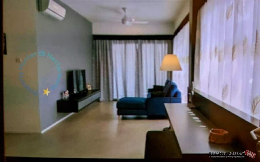 Mira Residence, High floor, fully furnished & fully renovated condo in Tanjung Bungah