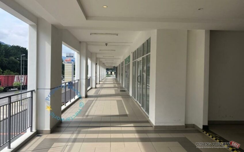 Summerskye Square, Cheapest shop lot in the market
